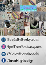 collage of my jewelry with my links
